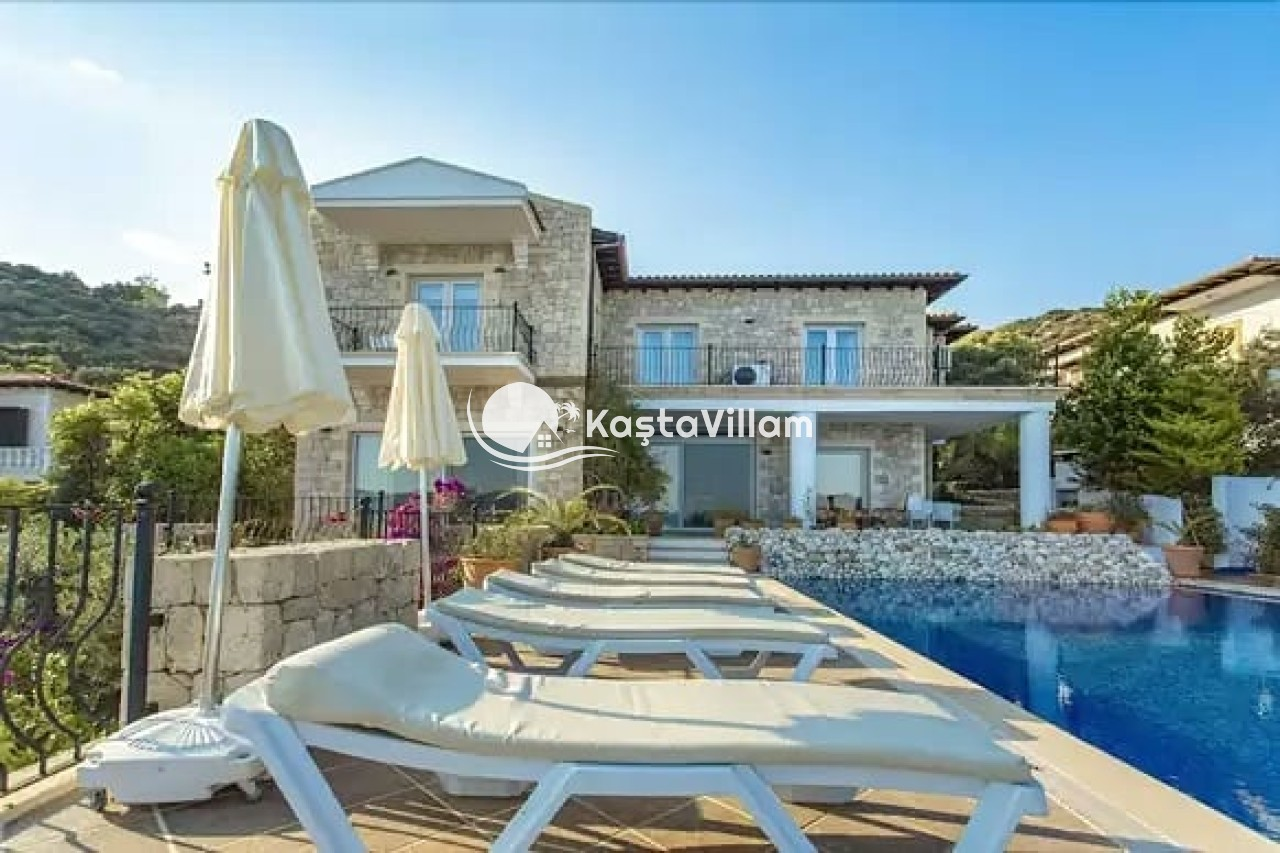 VİLLA MEİS | Kaş Kiralık Villa, Kaş Yazlık Villa - Kaştavillam