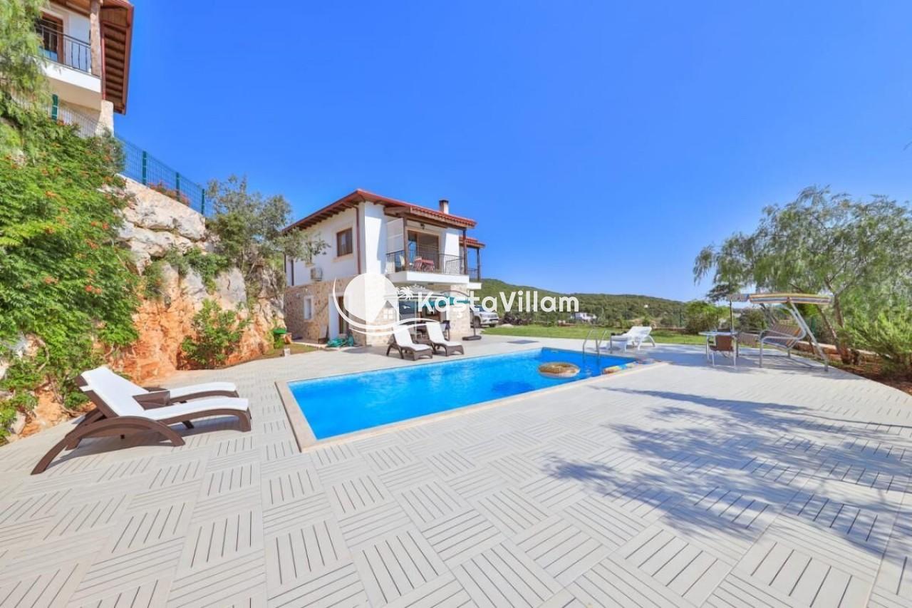 VİLLA LİKYA   Kaş Kiralık Villa, Kaş Yazlık Villa - Kaştavillam