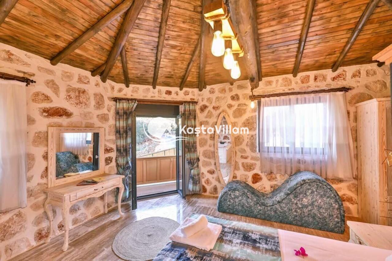 VİLLA TANBULUT | Kaş Kiralık Villa, Kaş Yazlık Villa - Kaştavillam