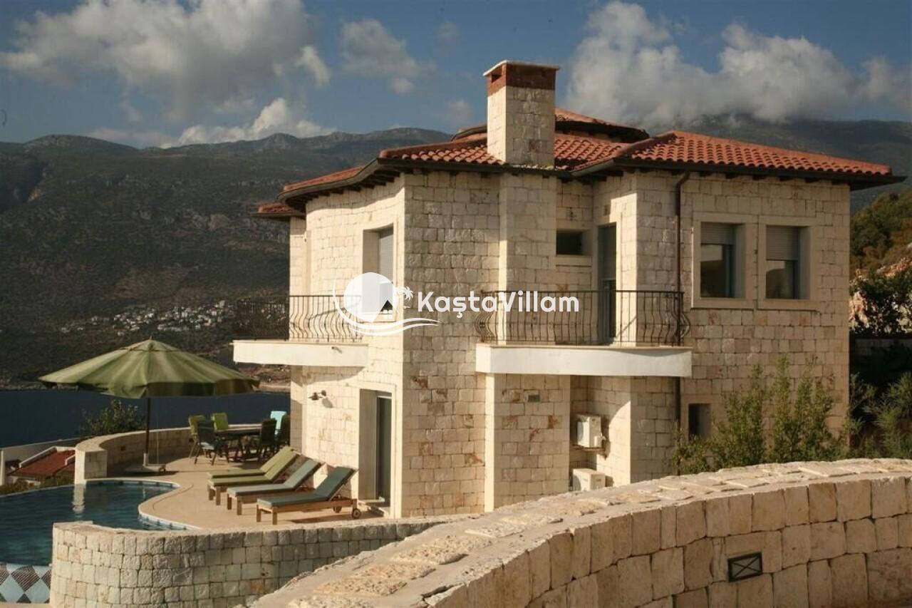 VİLLA FORTUNA 2   Kaş Kiralık Villa, Kaş Yazlık Villa - Kaştavillam
