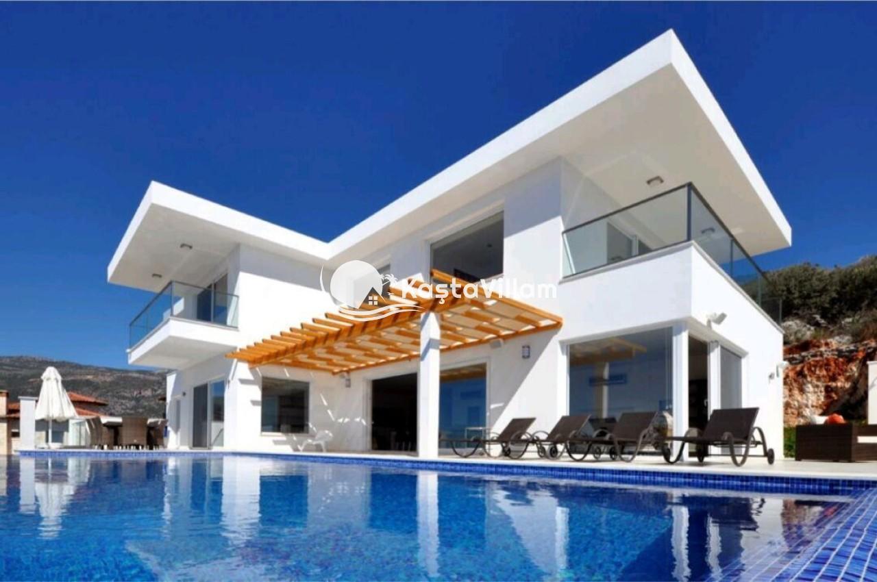 VİLLA ZARİF | Kaş Kiralık Villa, Kaş Yazlık Villa - Kaştavillam