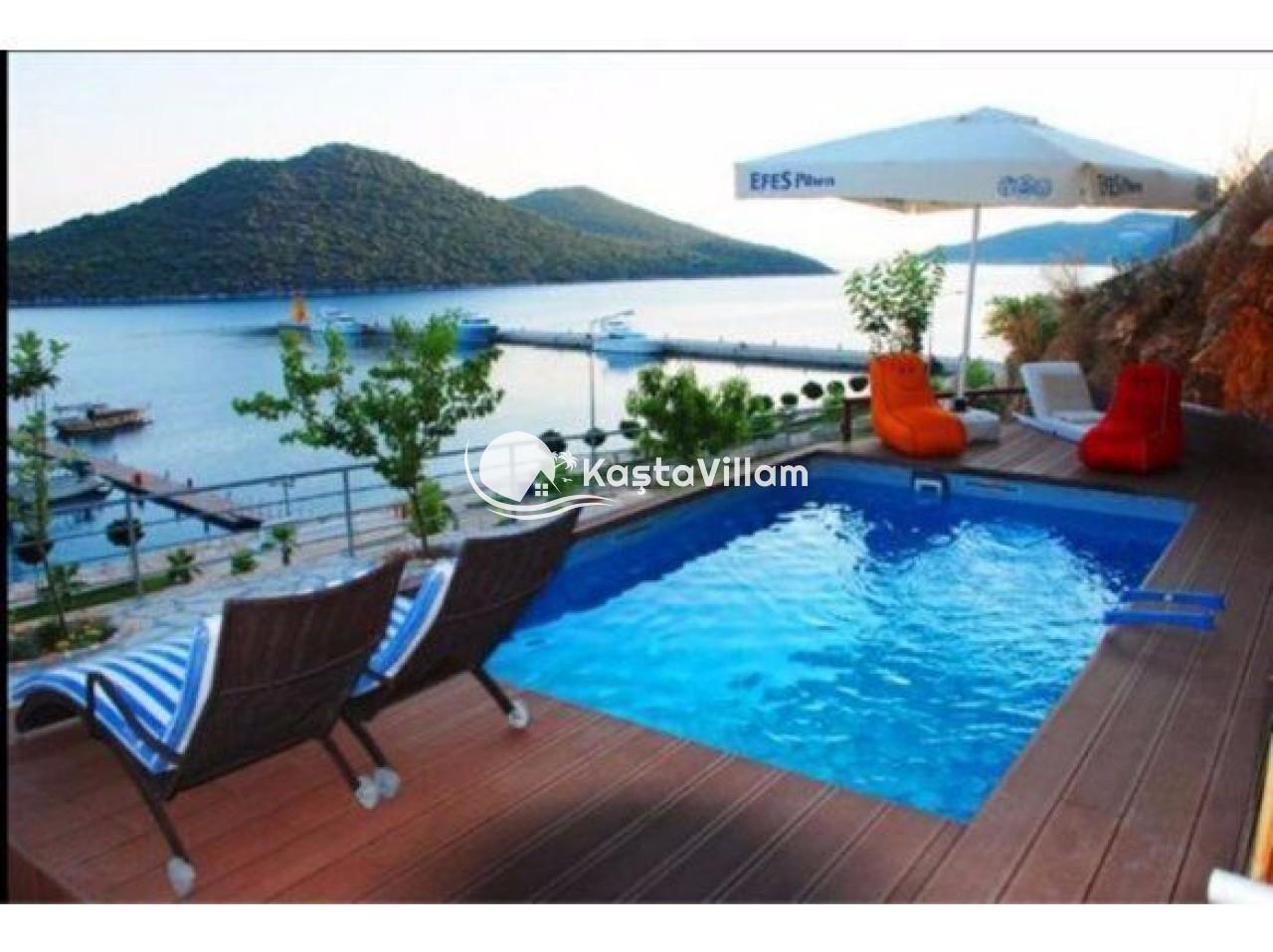 VİLLA MARİNA    Kaş Kiralık Villa, Kaş Yazlık Villa - Kaştavillam