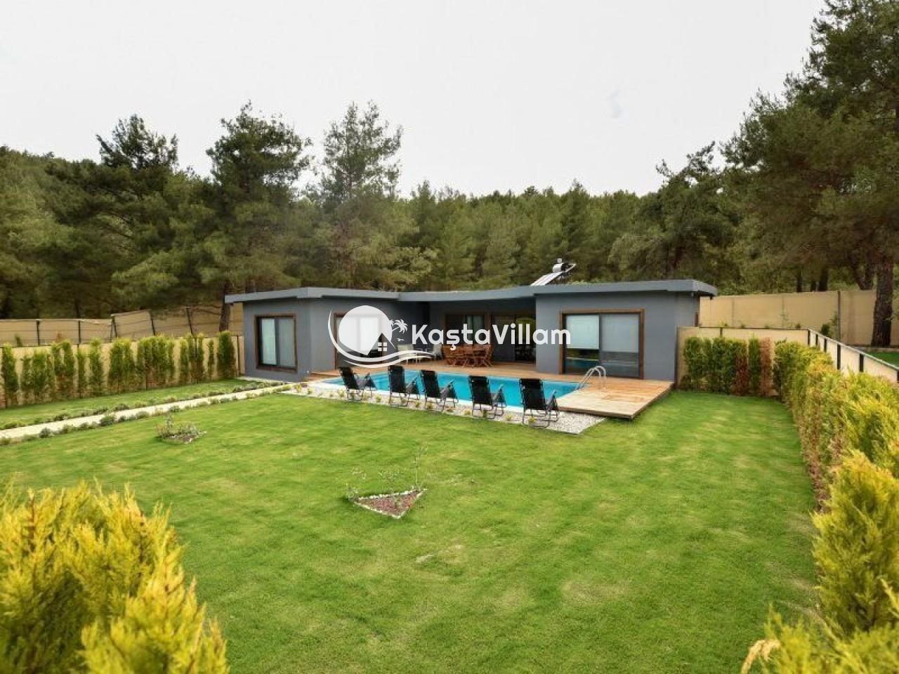 VİLLA GREEN   Kaş Kiralık Villa, Kaş Yazlık Villa - Kaştavillam