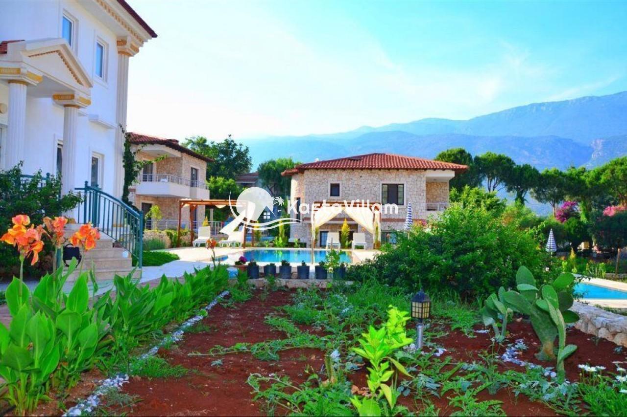 VİLLA SARAL 1 | Kaş Kiralık Villa, Kaş Yazlık Villa - Kaştavillam