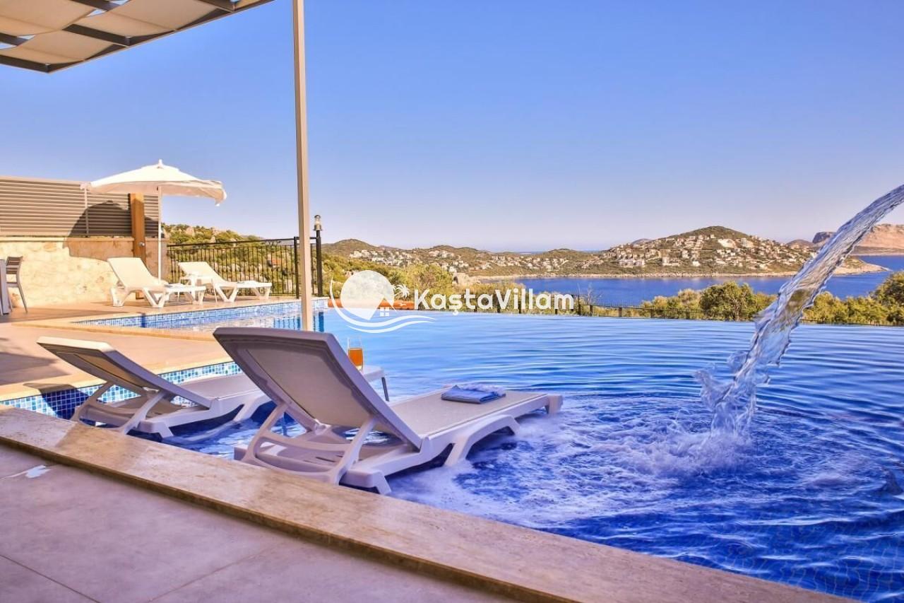 VİLLA SİRİUS | Kaş Kiralık Villa, Kaş Yazlık Villa - Kaştavillam