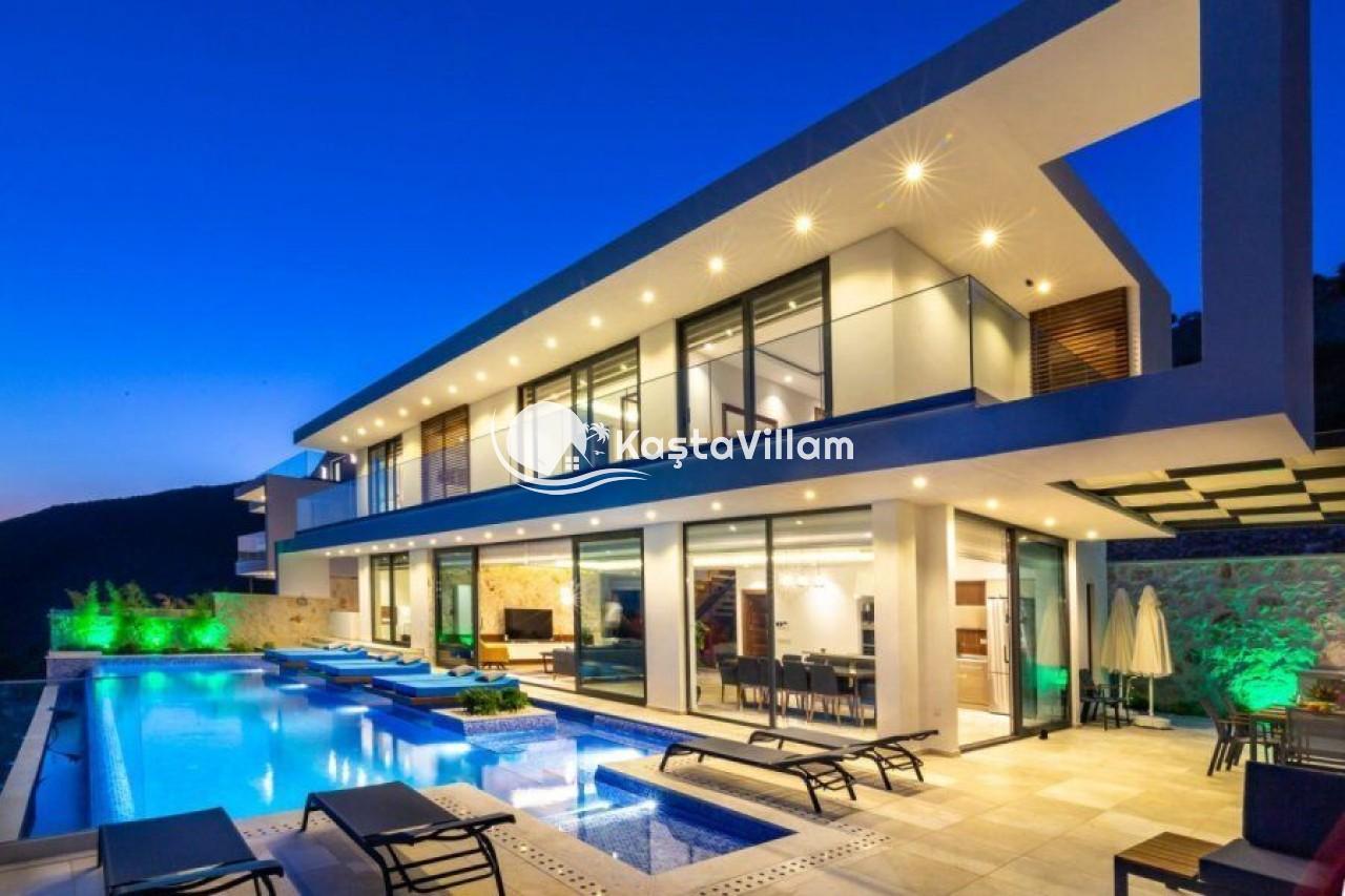 VİLLA CORNELİA KALKAN | Kaş Kiralık Villa, Kaş Yazlık Villa - Kaştavillam