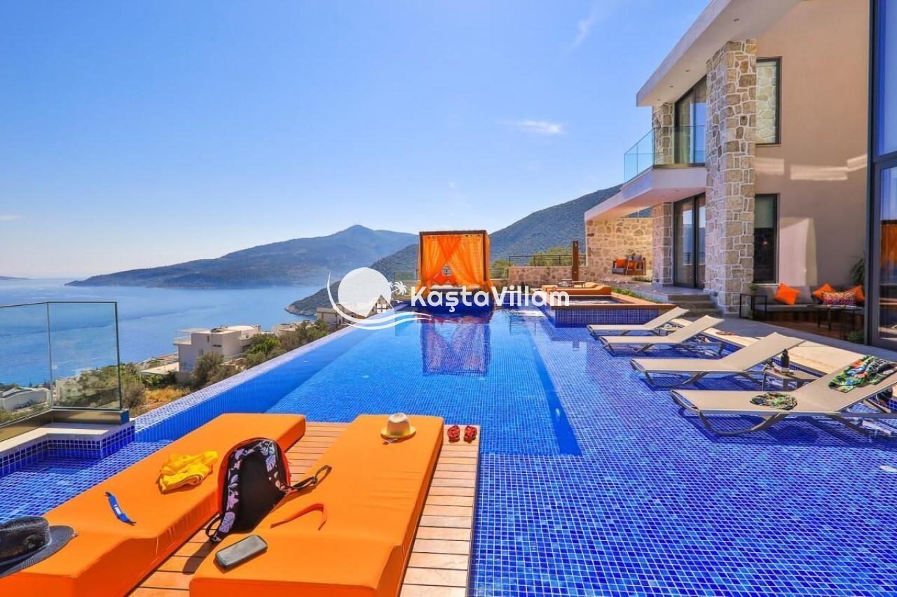 VİLLA SHİNE | Lüks kiralık villa - Kaştavillam