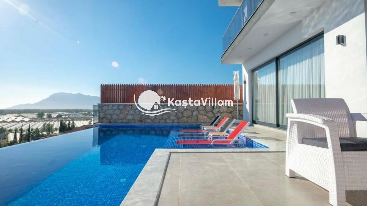 VİLLA SEKMEN | Kaş Kiralık Villa, Kaş Yazlık Villa - Kaştavillam