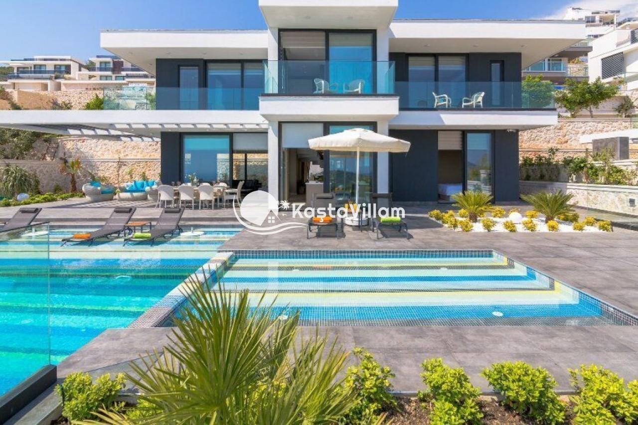 VİLLA PANAROMA | Kaş Kiralık Villa, Kaş Yazlık Villa - Kaştavillam