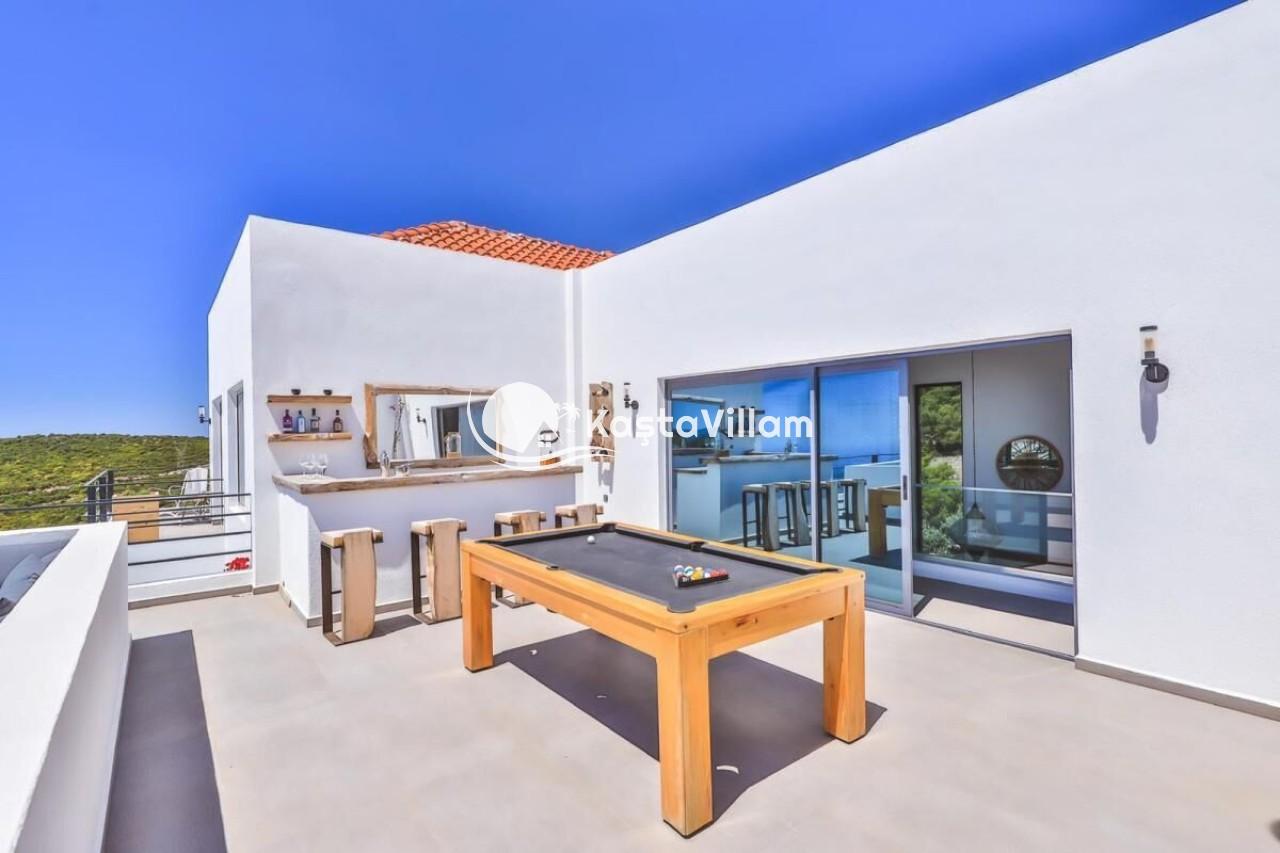 VİLLA LİBRA | Kaş Kiralık Villa, Kaş Yazlık Villa - Kaştavillam