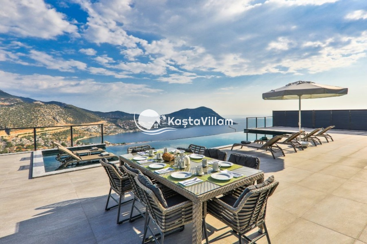 VİLLA BALİ | Kaş Kiralık Villa, Kaş Yazlık Villa - Kaştavillam