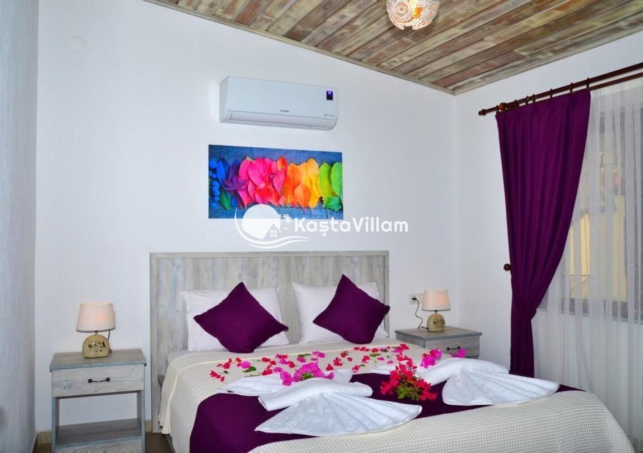 APART BELİNAY | Kaş Kiralık Villa, Kaş Yazlık Villa - Kaştavillam