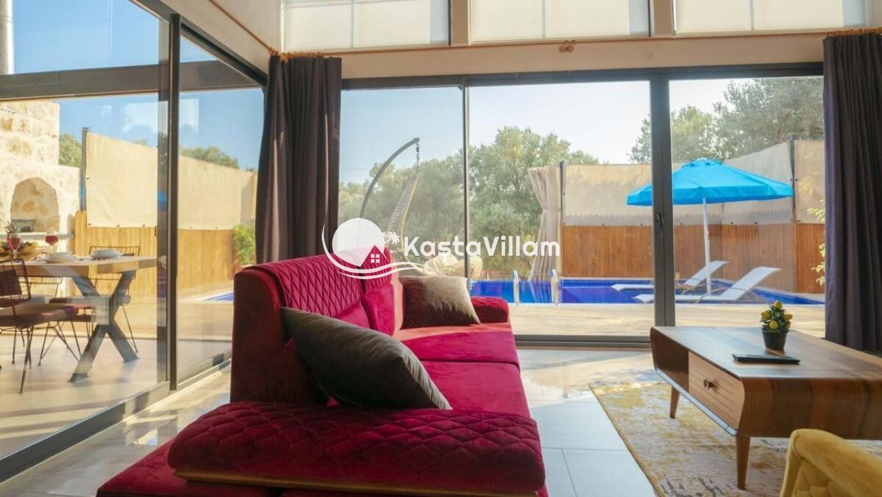 VİLLA SUELKA | Kaş Kiralık Villa, Kaş Yazlık Villa - Kaştavillam