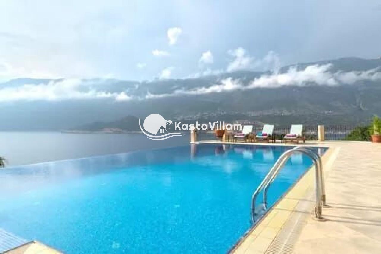 VİLLA POSEDİON| Kaş Kiralık Villa, Kaş Yazlık Villa - Kaştavillam