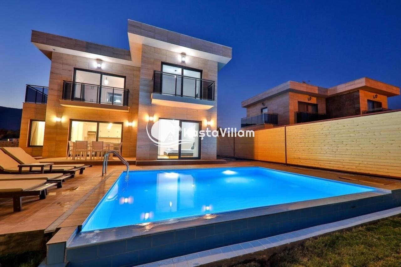 VİLLA HİRAHAN | Kaş Kiralık Villa, Kaş Yazlık Villa - Kaştavillam