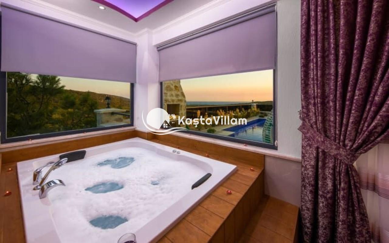 PATARA VİLLA AŞİYAN | Kaş Kiralık Villa, Kaş Yazlık Villa - Kaştavillam