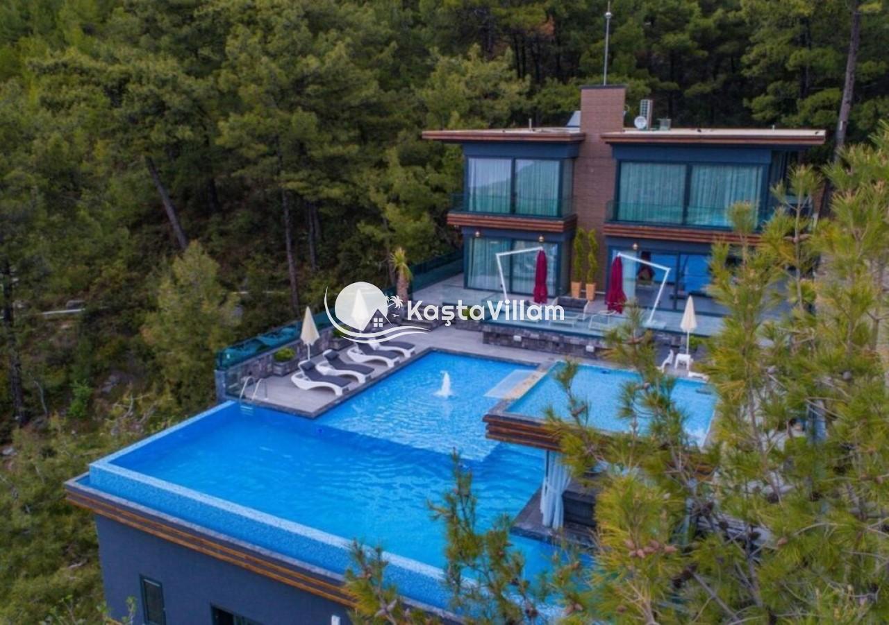 VİLLA ABDOS KONAK | Kaş Kiralık Villa, Kaş Yazlık Villa - Kaştavillam