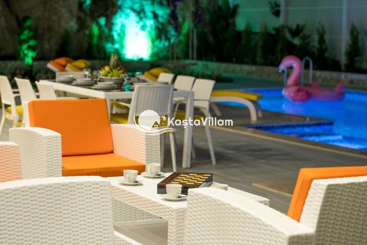 VİLLA ALİS | Kaş Kiralık Villa, Kaş Yazlık Villa - Kaştavillam