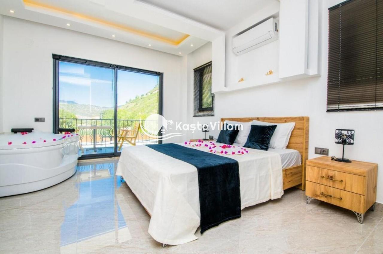 VİLLA EFDAL | Kaş Kiralık Villa, Kaş Yazlık Villa - Kaştavillam