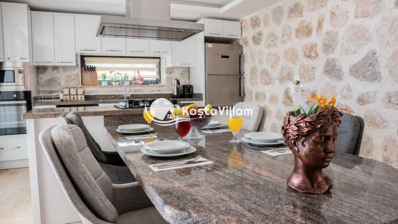 VİLLA NARİN 2 | Kaş Kiralık Villa, Kaş Yazlık Villa - Kaştavillam