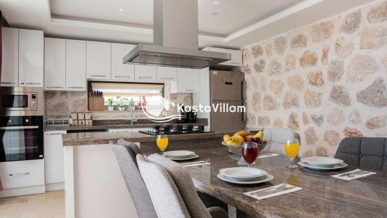 VİLLA NARİN 2   Kaş Kiralık Villa, Kaş Yazlık Villa - Kaştavillam