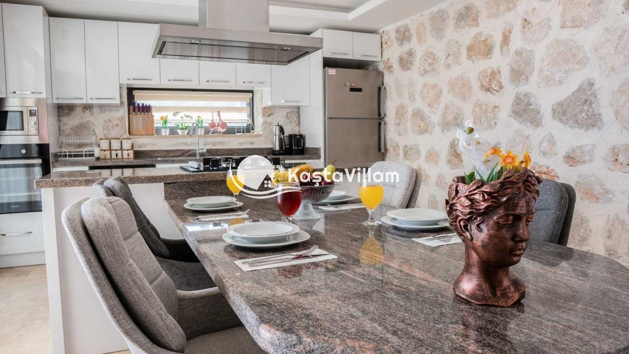 VİLLA NARİN 3 | Kaş Kiralık Villa, Kaş Yazlık Villa - Kaştavillam