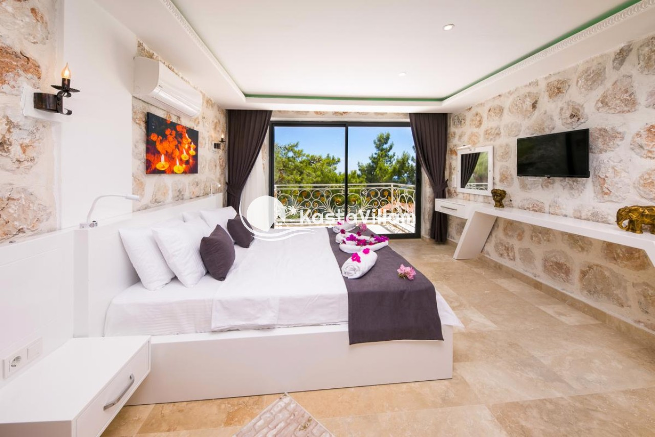 VİLLA NARİN 5 | Kaş Kiralık Villa, Kaş Yazlık Villa - Kaştavillam