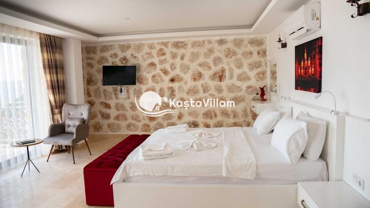 VİLLA NARİN 6 | Kaş Kiralık Villa, Kaş Yazlık Villa - Kaştavillam