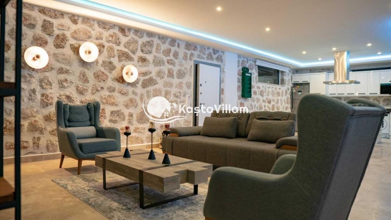 VİLLA NARİN 7 | Kaş Kiralık Villa, Kaş Yazlık Villa - Kaştavillam