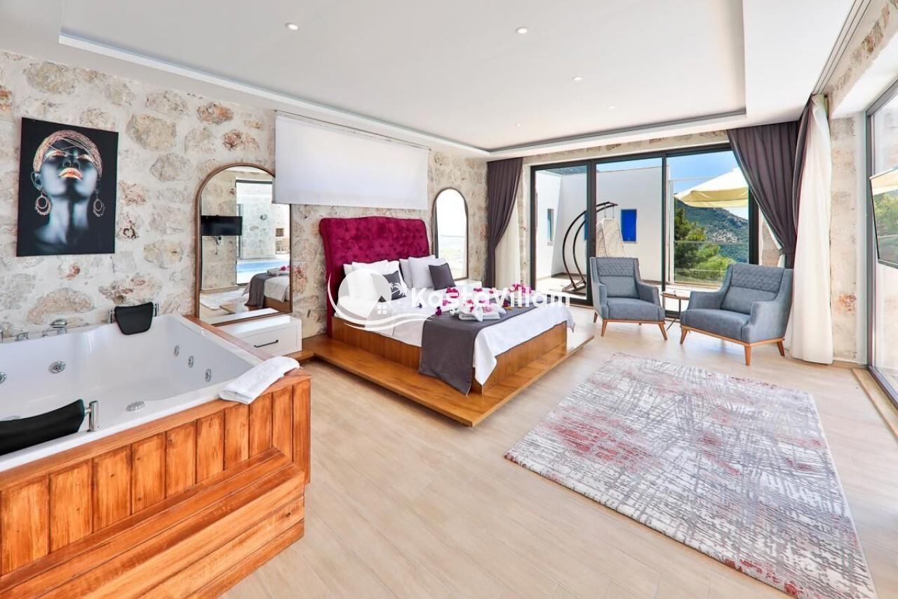 VİLLA NARİN 8 | Kaş Kiralık Villa, Kaş Yazlık Villa - Kaştavillam