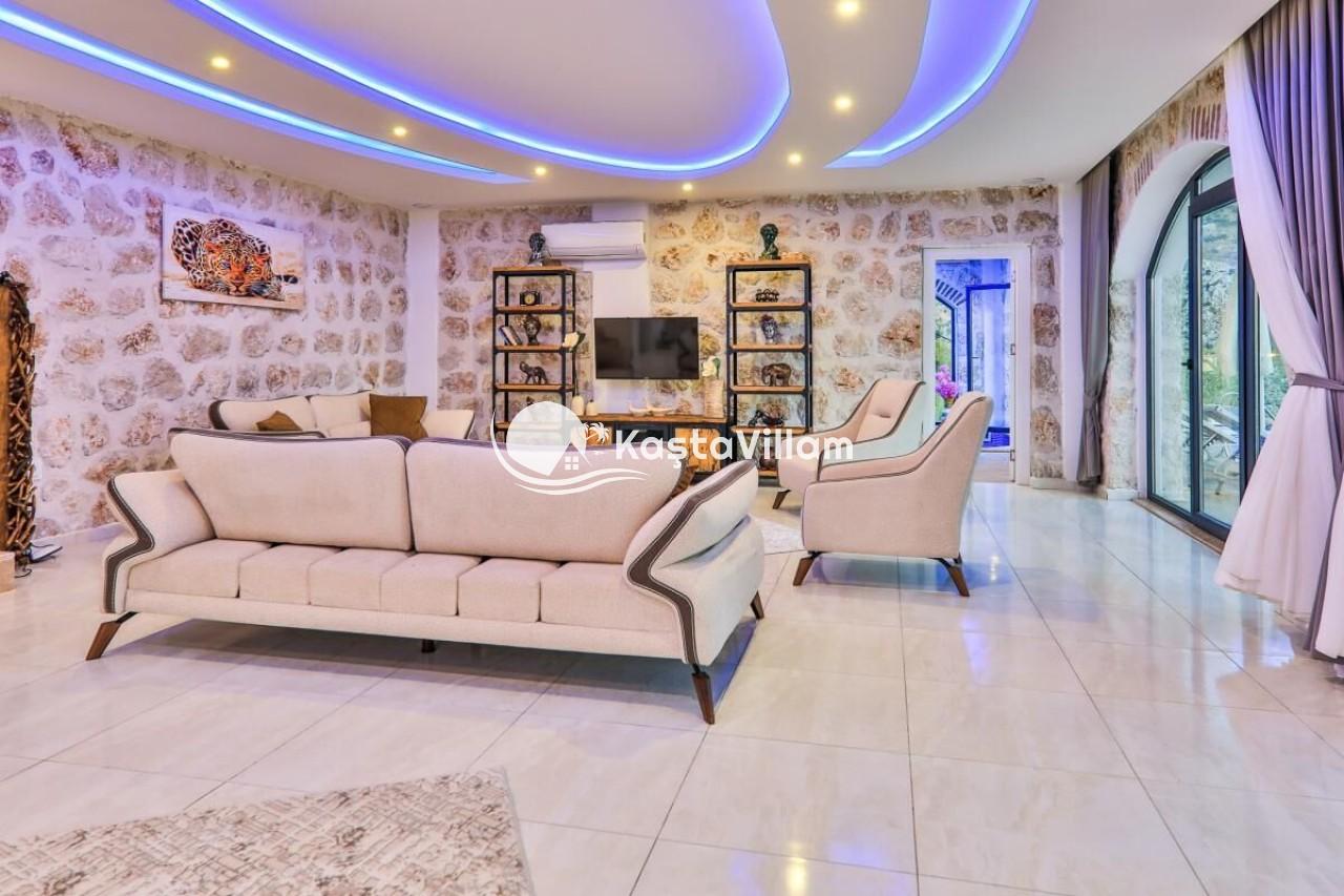 VİLLA NARİN 10 | Kaş Kiralık Villa, Kaş Yazlık Villa - Kaştavillam