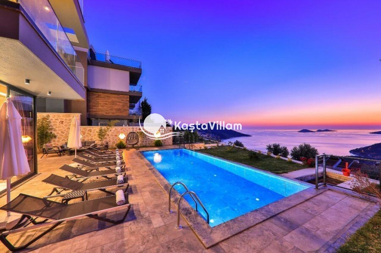 VİLLA AYALA | Kaş Kiralık Villa, Kaş Yazlık Villa - Kaştavillam