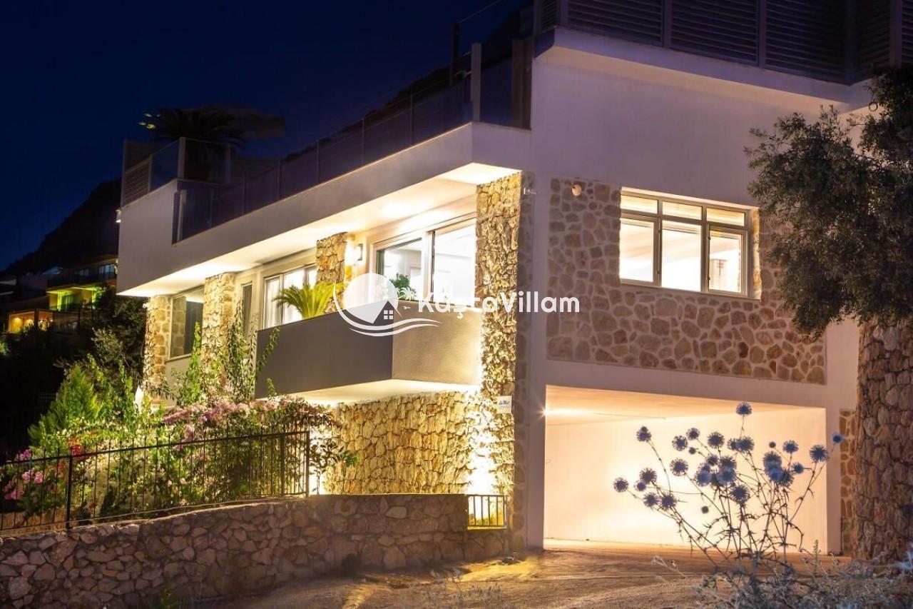 SUİTE LA MER  | Kaş Kiralık Villa, Kaş Yazlık Villa - Kaştavillam