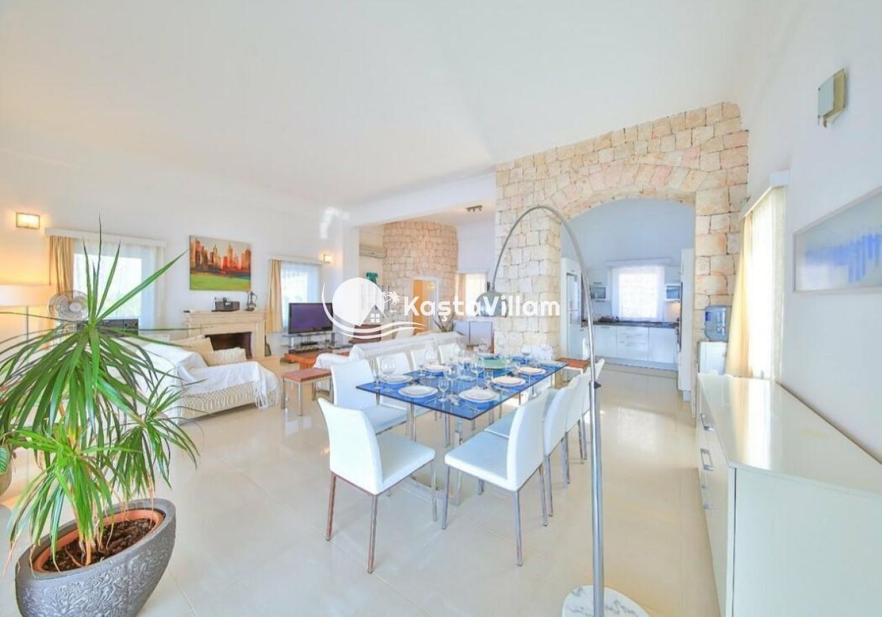 VİLLA CAPE HOUSE | Kaş Kiralık Villa, Kaş Yazlık Villa - Kaştavillam