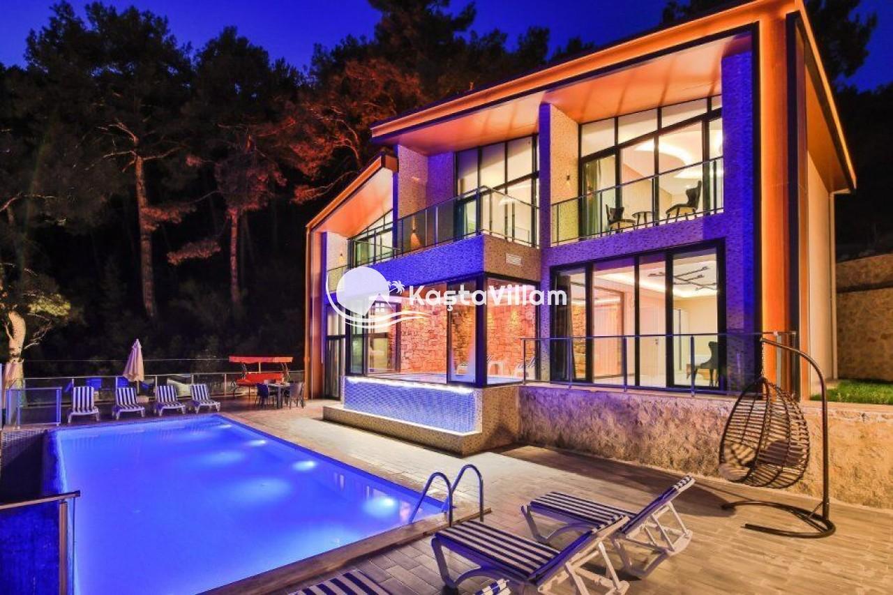 VİLLA KALİS | Kaş Kiralık Villa, Kaş Yazlık Villa - Kaştavillam