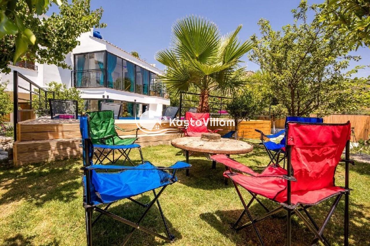 VİLLA PATARA BOTANİK  | Kaş Kiralık Villa, Kaş Yazlık Vi - Kaştavillam
