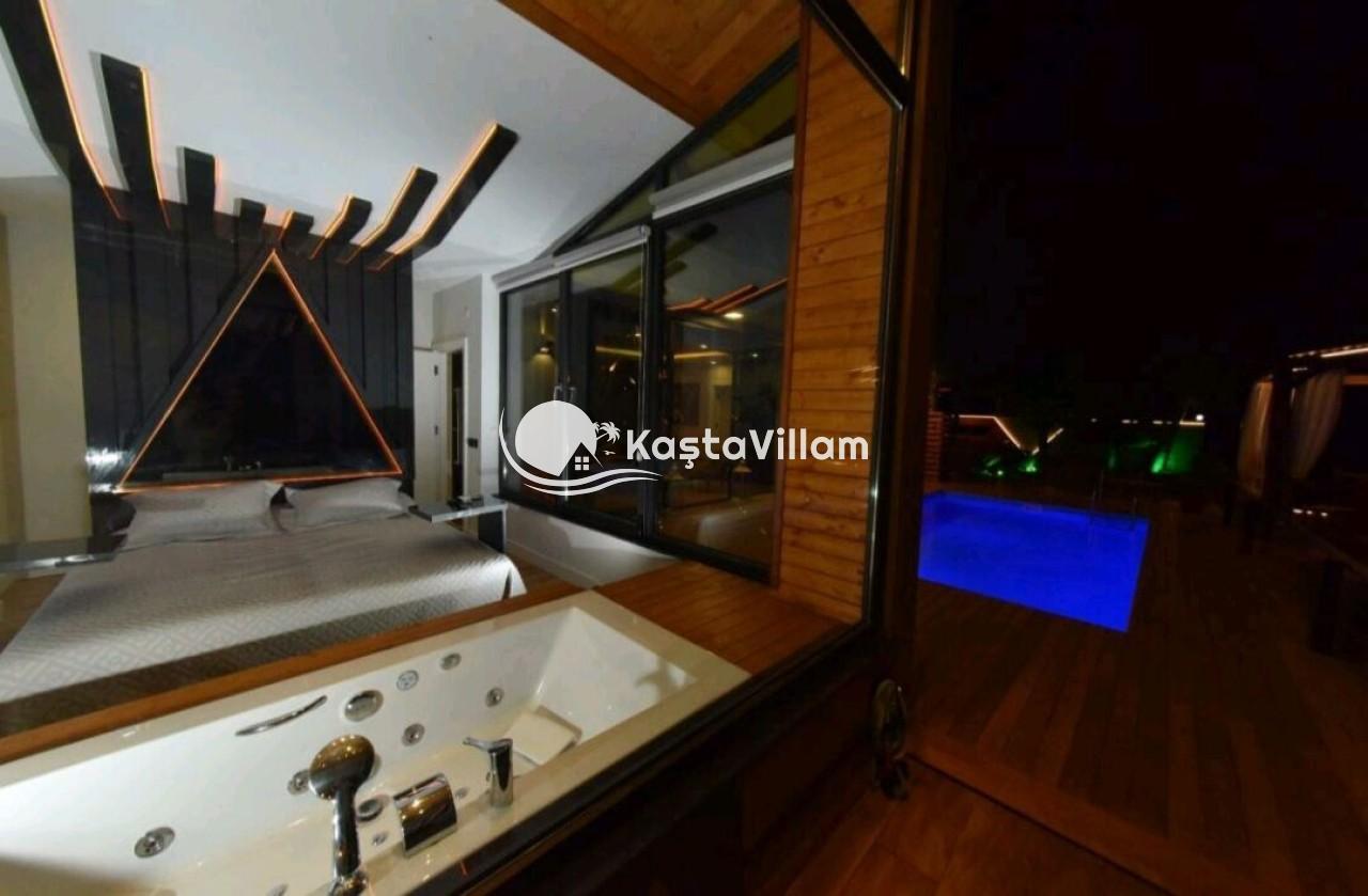 VİLLA ORMAN Antalya Kiralık Villa - Kaştavillam