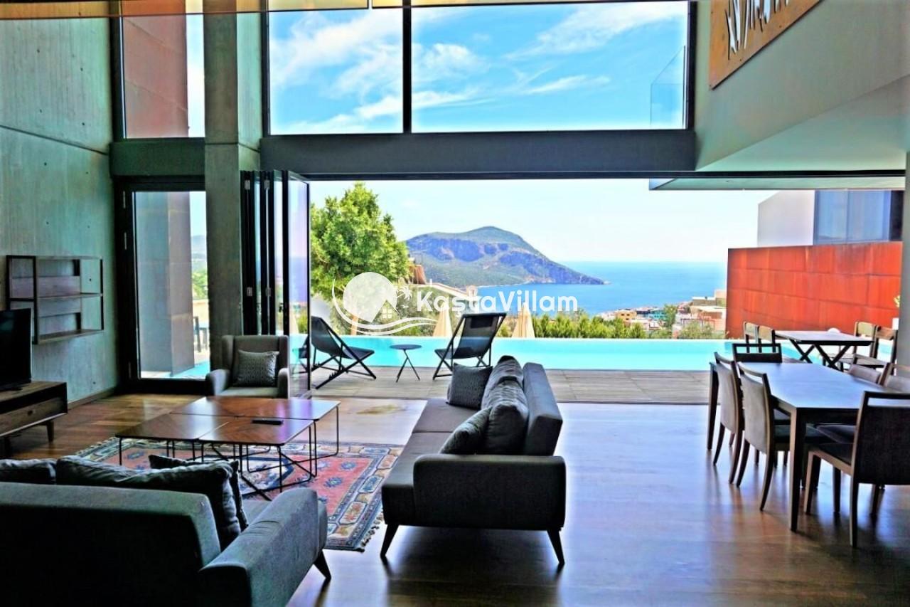 VİLLA ALTES 4 | Kaş Kiralık Villa, Kaş Yazlık Vi - Kaştavillam