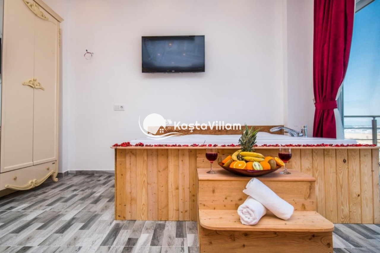 VİLLA SERPİL  Kaş Kiralık Villa, Kaş Yazlık V - Kaştavillam