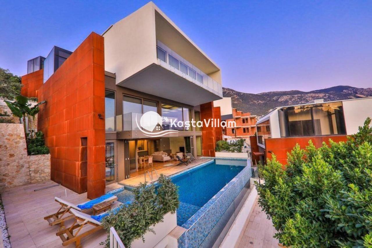 VİLLA ALTES 5 Kiralık villa - Kaştavillam