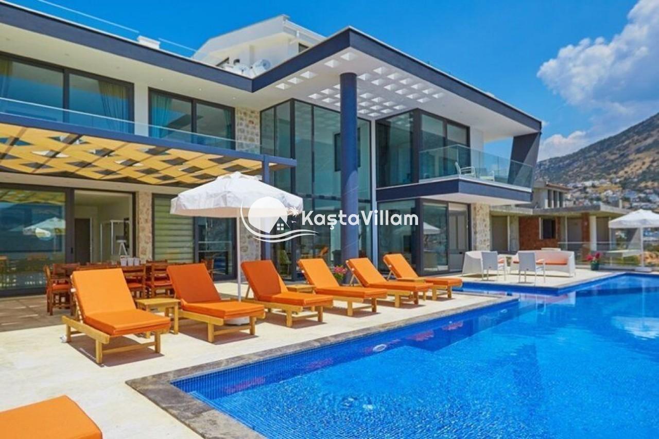 VİLLA UNLİMİTED Vacation rentals - Kaştavillam