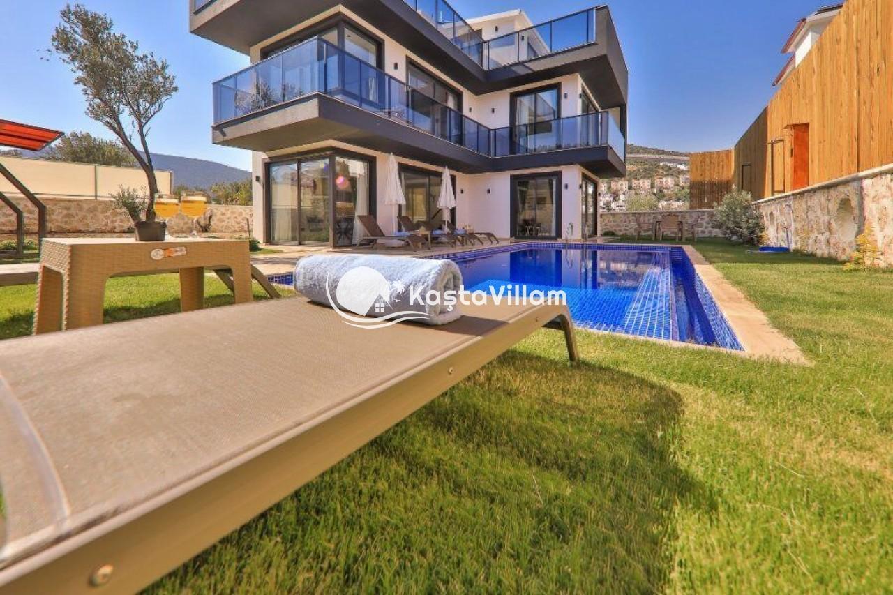 Kalkan Kiralık Villa | Villa Tanyeli | Kaş kiralık villa - Kaştavillam