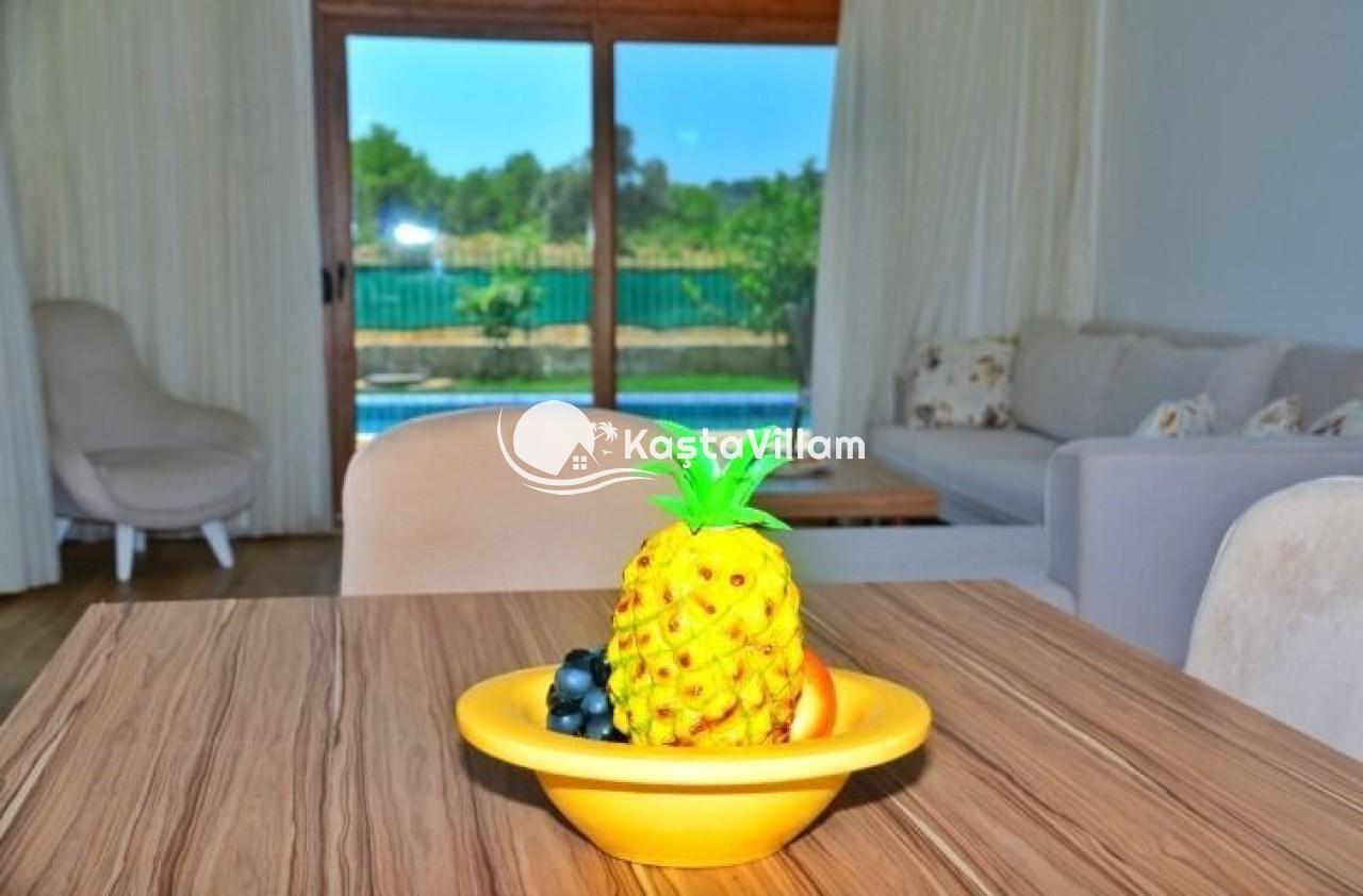 Kaş kiralık villa / Villa Umut 1 - Kaştavillam