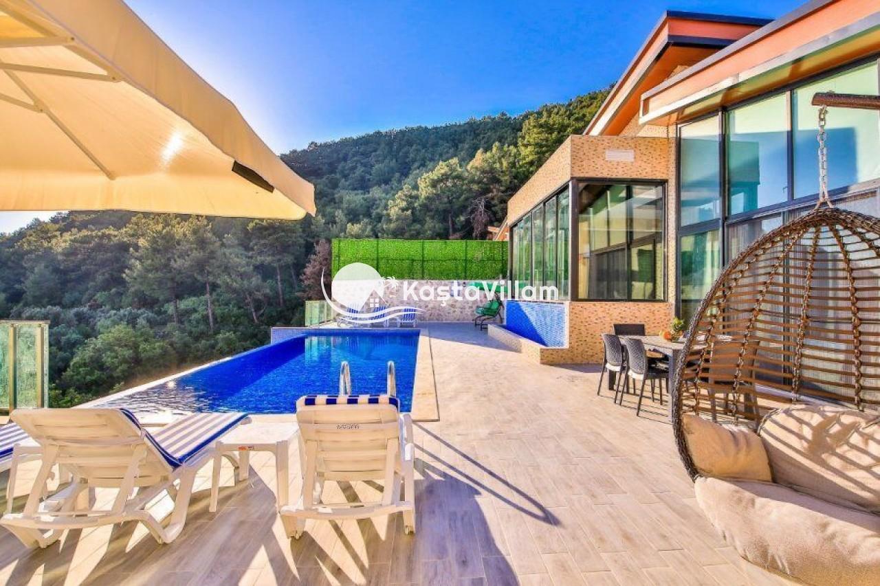 Kalkan kiralık villa / Villa Kalis 3 - Kaştavillam