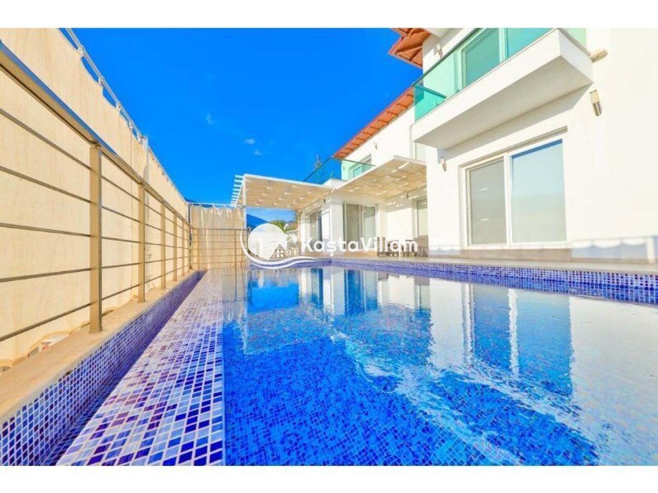 Kaş kiralık villa / Villa james 5 - Kaştavillam