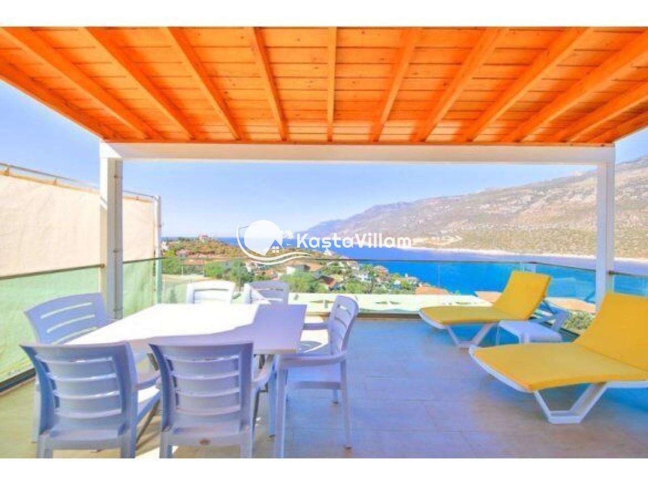 Kaş kiralık villa / Villa James 2 - Kaştavillam