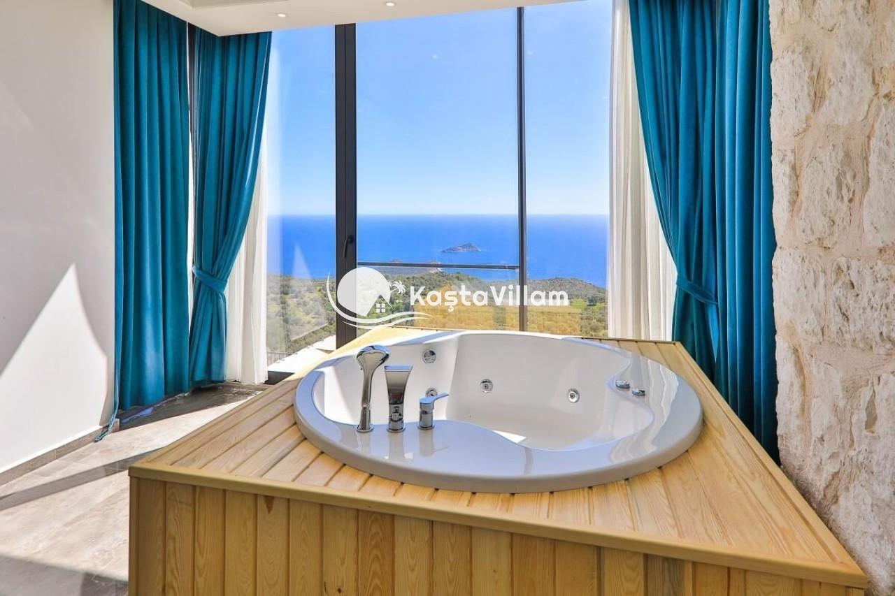 Villa kivi / Kalkan villa  - Kaştavillam