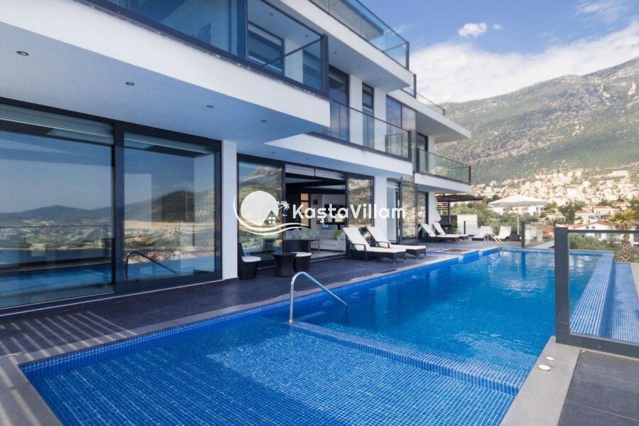 Kalkan kiralık villa / Villa Elit Kalkan - Kaştavillam