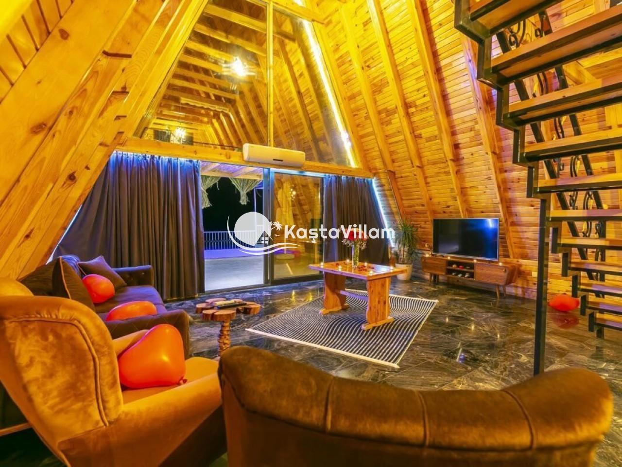 Kalkan kiralık villa / Villa Anka - Kaştavillam