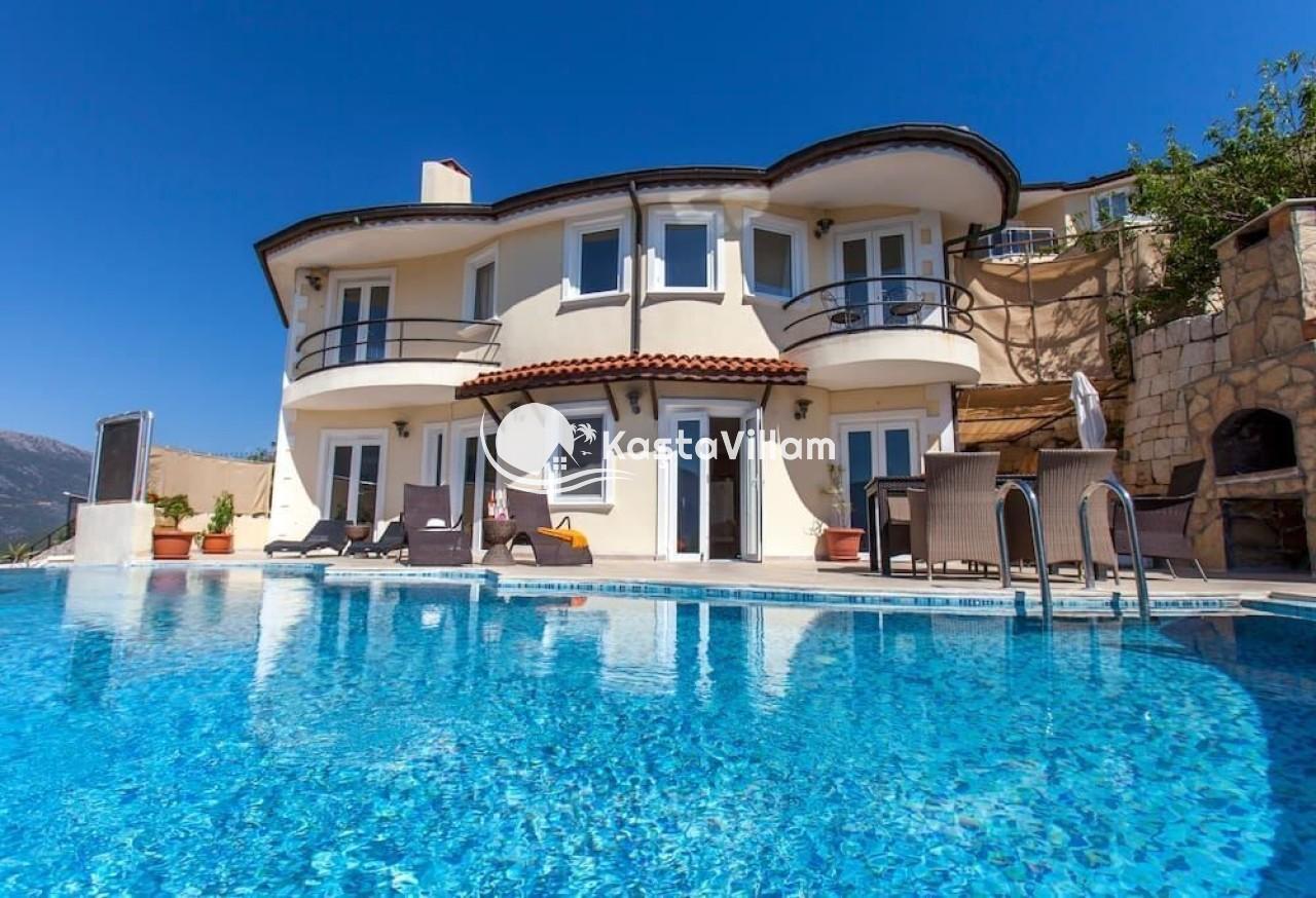 Deniz manzaralı villa / VİLLA ASTON - Kaştavillam